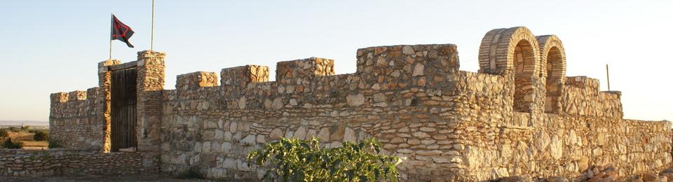 Templo godo-germánico de la Comuniad Odinista de España-Ásatrú, en Navas de Jorquera.