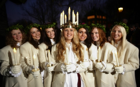 lucia-sweden