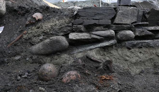 Altar de Miracle-Hacer rey vikingo descubierto en Noruega