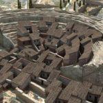 Reconstrucción barrio bizantino Carthago Spartaria